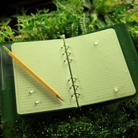 Papir til Tactical Field Binder - 100 stk.