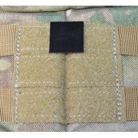 IR Patch på Velcro - 2 pak
