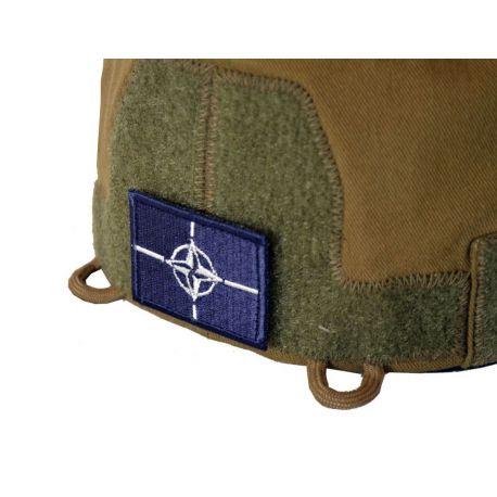 Nato Flag - på velcro