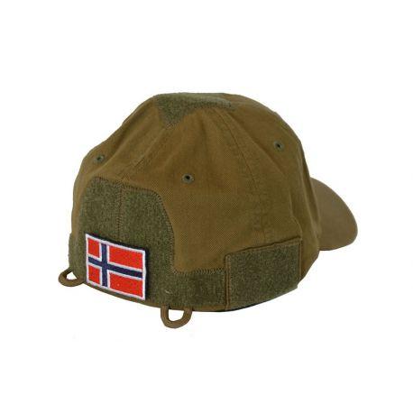 Norske Flag - på velcro