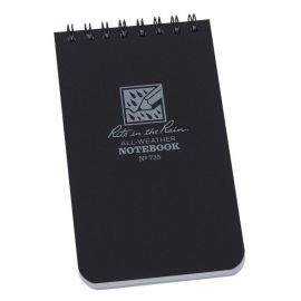 All-Weather Notebook, Brystlomme, Grå