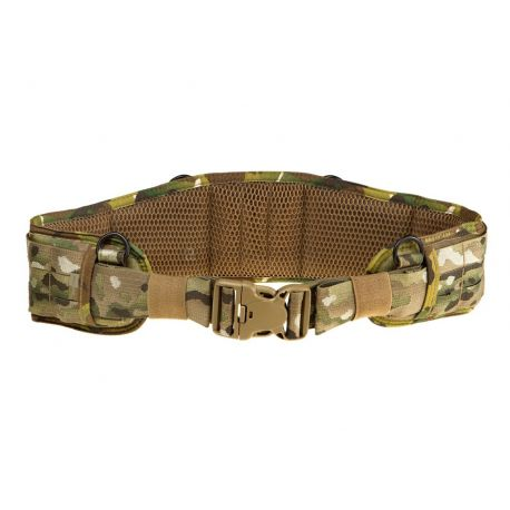 Warrior - Padded Load Bearing Patrol Belt, MultiCam