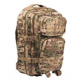 MIL-TEC - Rygsæk, Laser Cut, Multicamouflage