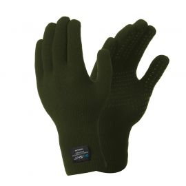 DexShell - Waterproof ThermFit Gloves, Olive