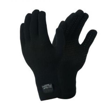 Dexshell - Vandtæt ThermFit Handske, Sort