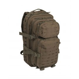 MIL-TEC - Assault Backpack with Laser Cut, small