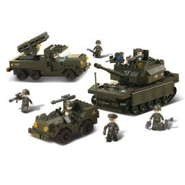 Sluban - Army Set - M38-B6800
