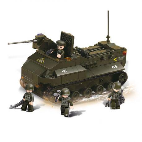 Sluban - Assault Amphibious Vehicle - M38-B6300