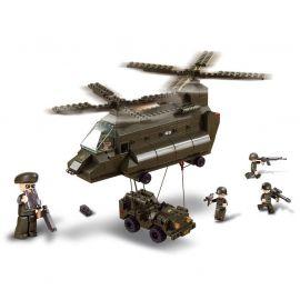 Sluban - Transport helicopter - M38-B6600