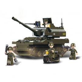 Sluban - Tank and MC - M38-B9800