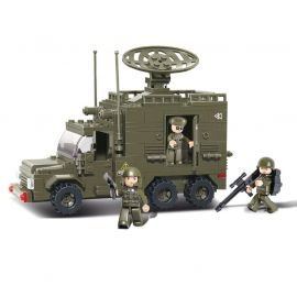 Sluban - Radarvogn - M38-B0300