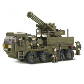 Sluban - Heavy Anti-Air Truck - M38-B0302
