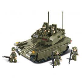 Sluban - Kampvogn - M38-B0305