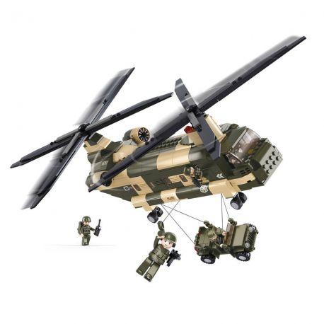 Sluban - Chinook Helikopter - M38-B0508