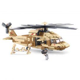 Sluban - Black Hawk Helicopter - M38-B0509