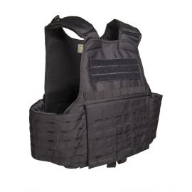 Mil-TEC Laser Cut Carrier Vest, Sort