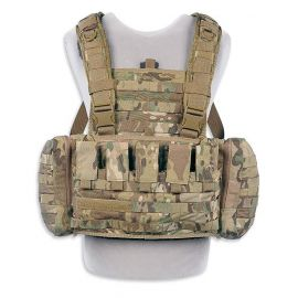 Tasmanian Tiger - Chest Rig MKII M4, MultiCam