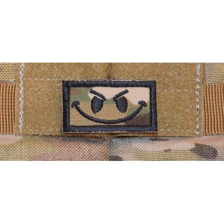 Smiley - MultiCam - med velcro
