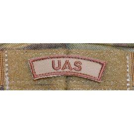 UAS - Brun/sand på Velcro