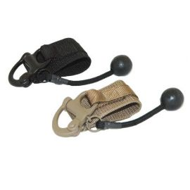 Elite K9 - Bungee Leash Belt Holder