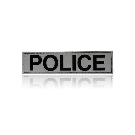 "Elite K9 - ""POLICE"" Reflective I.D. Panel"