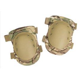 MIL-TEC - Knæbeskytter, Multicamouflage
