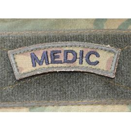 MEDIC - MultiCam on velcro