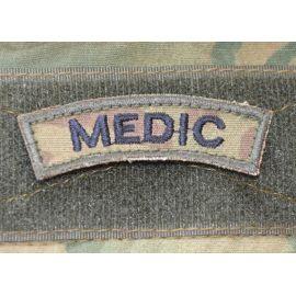 MEDIC  - MultiCam på velcro