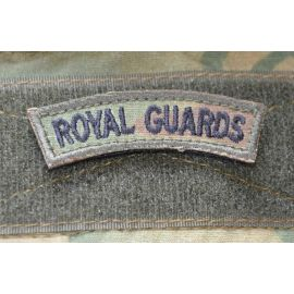 ROYAL GUARDS - MultiCam på velcro