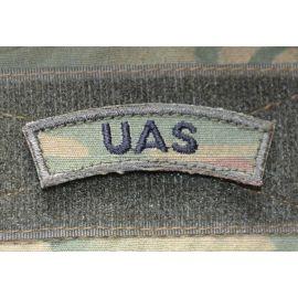UAS - MultiCam på velcro