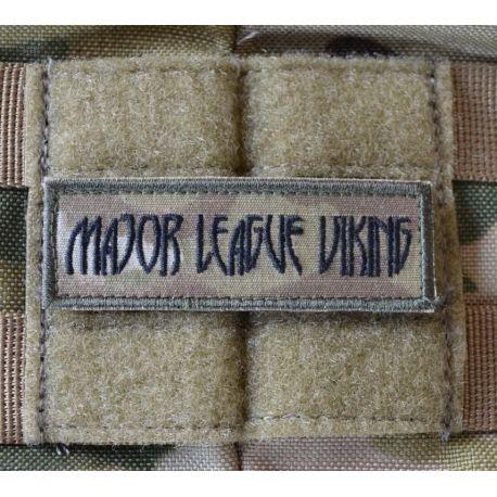 Major League Viking Patch, MultiCam på Velcro