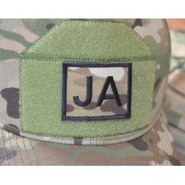 Patch til JA Hatten - MultiCam - med velcro