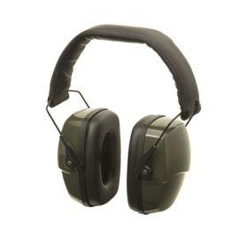 TAC Shield - Quiet PRO Høreværn, NRR 26, Oliven