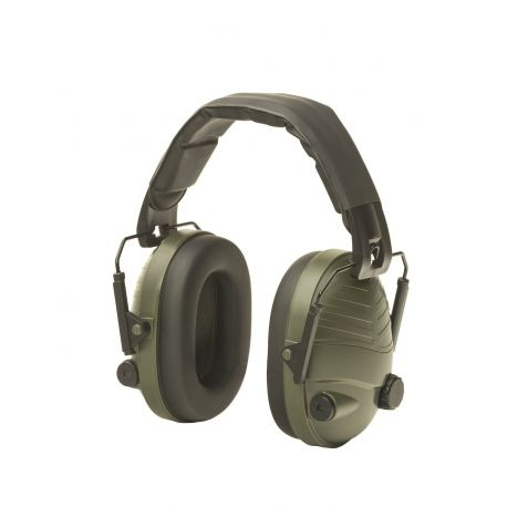 TAC Shield - Compact Elite Høreværn, NRR 25, Oliven