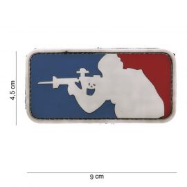 Major League 3D PVC Patch
