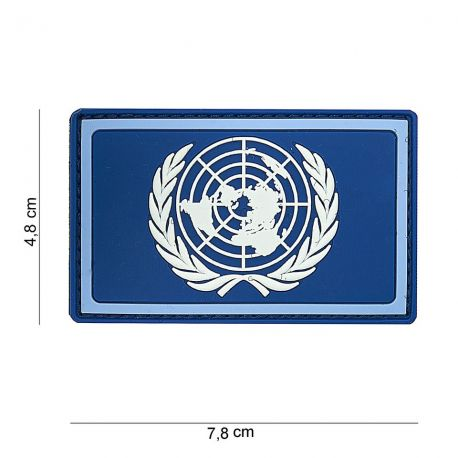 FN Flag 3D PVC Patch