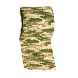 Stretch bandage, Multicamouflage
