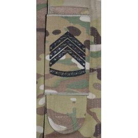 Feltgradstegn Sergent, MultiCam til Strop