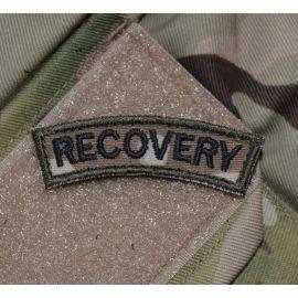 RECOVERY - MultiCam på velcro