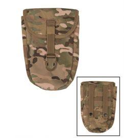Mil-Tec - Hylster til spade, Multicamouflage