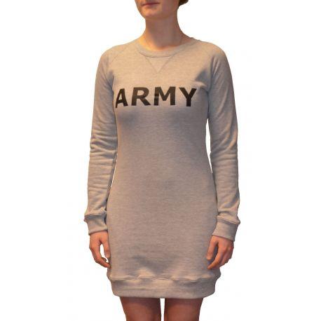 Valkyria - ARMY Dress, Grå