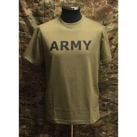 RAVEN - ARMY T-shirt, MTS-khaki