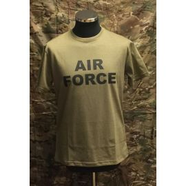RAVEN - AIRFORCE T-shirt, MTS-khaki