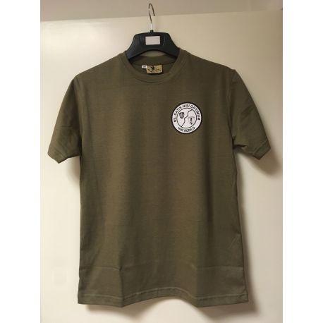RAVEN - T-shirt, MTS-khaki - med HVK REBILD tryk