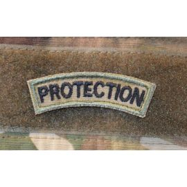 PROTECTION - MultiCam på velcro