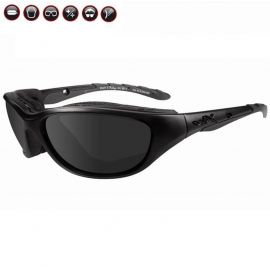 WileyX BLACK OPS - AIRRAGE Smoke Grey Lens