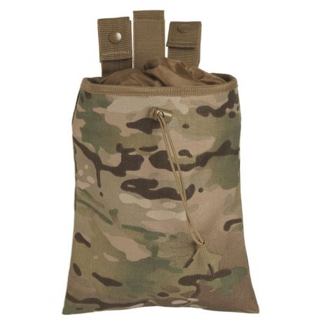 Mil-Tec - Empty Shell Pouch,  Multicamouflage