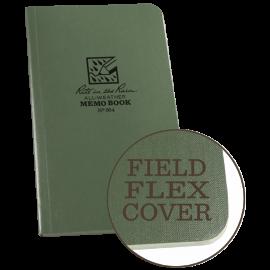 Vandfast UNIVERSAL Notesbog, Olivengrøn