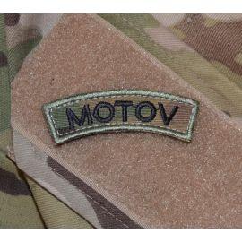 MOTOV - MultiCam på velcro