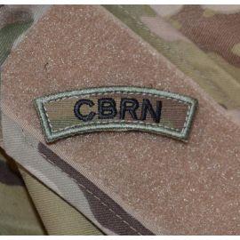 CBRN - MultiCam på velcro